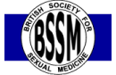 BSSM Logo: Member of the British Society of Sexual Medicine
